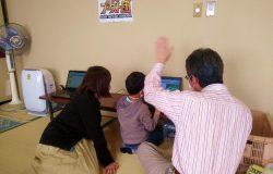 プログラミング体験教室を開催しました